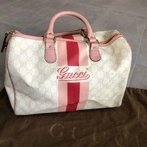 ❤️ Gucci GG pattern mini-Boston handbag ❤️